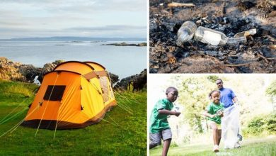 Camping holiday warning: Concerns rise over UK pop-up campsite increase - be responsible
