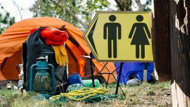 Camping holidays: What camping gear do I need and how do campsite toilets work?