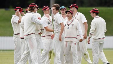 Canterbury complete record trophy haul with Plunket Shield and Hallyburton Johnstone title