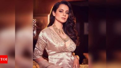 Cheating, copyright breach case filed against Kangana Ranaut - Times of India