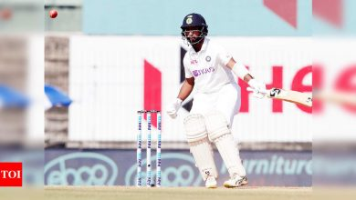 Cheteshwar Pujara's struggles with left-arm spin after Australia heroics continue | Cricket News - Times of India