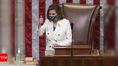 China for decades waged campaign to destroy Tibet's proud culture, history: Nancy Pelosi - Times of India