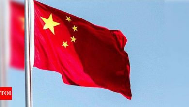 China has adopted more aggressive approach to Indo-Pacific region: senior Pentagon official - Times of India