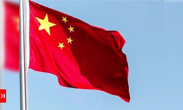 China says will deter Taiwan independence but seek peaceful ties - Times of India