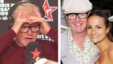 Chris Evans: Virgin Radio host says wife's going to be 'so annoyed' over birthday blunder