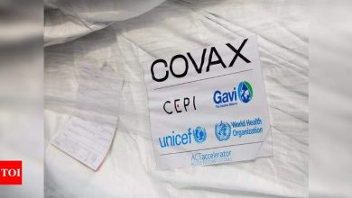 Covax vaccine programme to deliver 237 million doses to 142 nations by end-May - Times of India