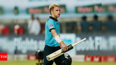 Curran did well to take responsibility, we are proud of him: Buttler | Cricket News - Times of India