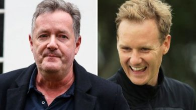 Dan Walker celebrates career high in big win less than a week after rival Piers quits GMB