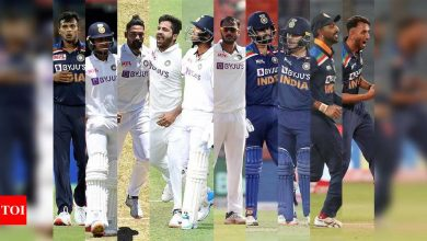 Dazzling debutants for Team India | Cricket News - Times of India