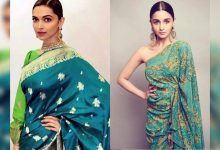 Deepika Padukone to Alia Bhatt: Royal green saris to take inspiration from for a summer wedding - Times of India