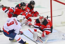 Devils' slide continues in loss to Ovechkin, Capitals