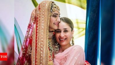 Did you know Kareena Kapoor Khan and Sonam Kapoor's families are distantly related? - Times of India