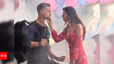 Disha Patani and Tiger Shroff celebrates 3 years of 'Baaghi 2'; the latter calls it an 'unforgettable journey' - Times of India