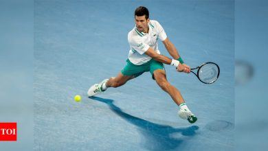 Djokovic sets all-time record for weeks at No. 1   Tennis News - Times of India