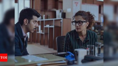 'Dobaaraa': Pavail Gulati on reuniting with Taapsee Pannu; calls it a 'super fun collaboration' - Times of India