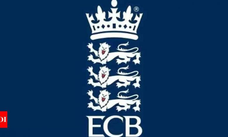 ECB to explore use of Covid-19 passports to help fans return | Cricket News - Times of India
