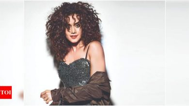 EXCLUSIVE! Taapsee Pannu: I don't have skeletons in my cupboard. My honesty gives me the confidence to be fearless - Times of India ►