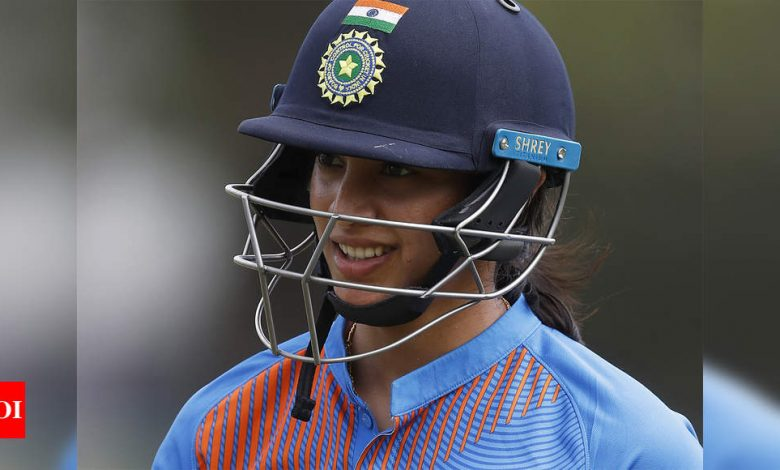 Easier to calculate innings when there's a target in front, says Smriti Mandhana | Cricket News - Times of India
