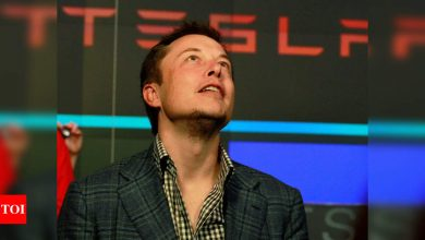 Elon Musk says 'AC/DC' better than AC vs DC - Times of India