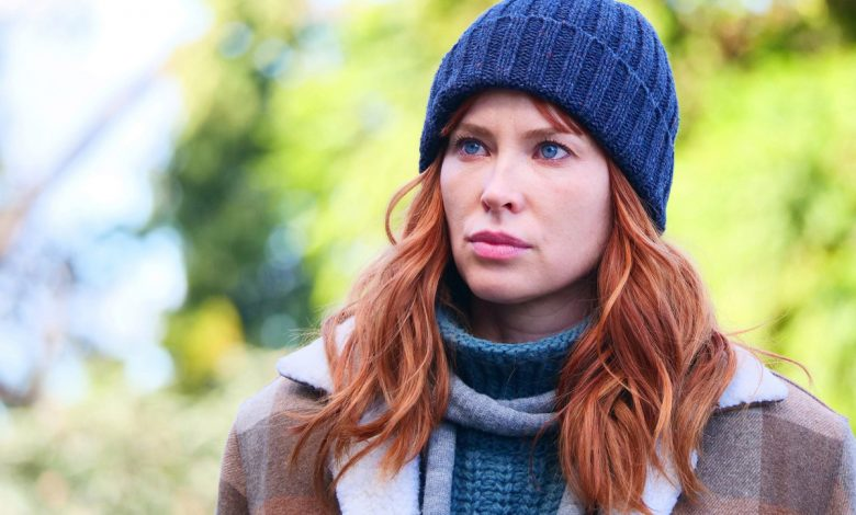 Emma Booth's belief in ghosts led to crime drama 'The Gloaming'