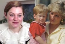 Emma Corrin addresses Prince Harry's 'incredibly moving' reaction to Princess Diana role