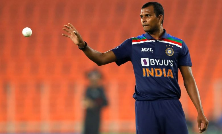 England bowl first in ODI series decider; Wood fit to play, Natarajan replaces Kuldeep