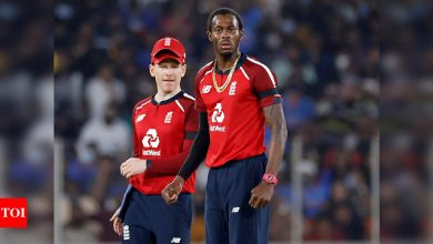 England fined for slow over-rate against India in 4th T20I | Cricket News - Times of India