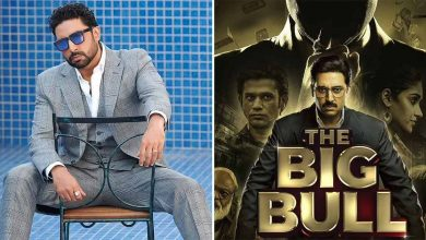 Abhishek Bachchan Opens Up On Working In The Big Bull, Harshad Mehta Connection & More