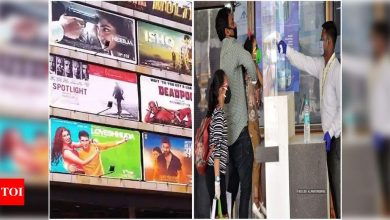 Exclusive! Doomsday for Movie Business as COVID test gets mandatory to enter malls - Times of India