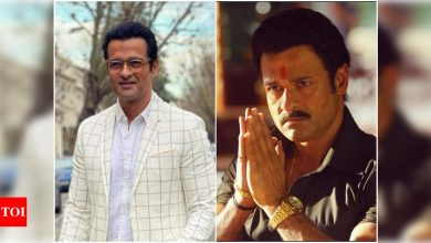 Exclusive Interview! Rohit Roy: I am an outsider and I am proud of it - Times of India