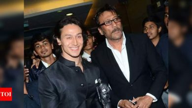 Exclusive! Jackie Shroff on son Tiger: I admire his laser focus - Times of India