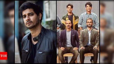 Exclusive! Tahir Raj Bhasin remembers Sushant Singh Rajput after 'Chhichhore' wins National Award: The story could not have been told without him - Times of India