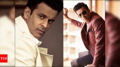 Exclusive interview! Manoj Bajpayee on battling Covid-19: It has been quite tough for both me and my wife, healthwise - Times of India