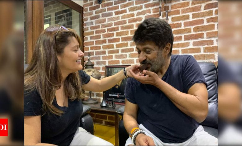 Exclusive interview! Pallavi Joshi on National Award win for 'The Tashkent Files': All the critics had panned the film and given it a zero-star rating - Times of India
