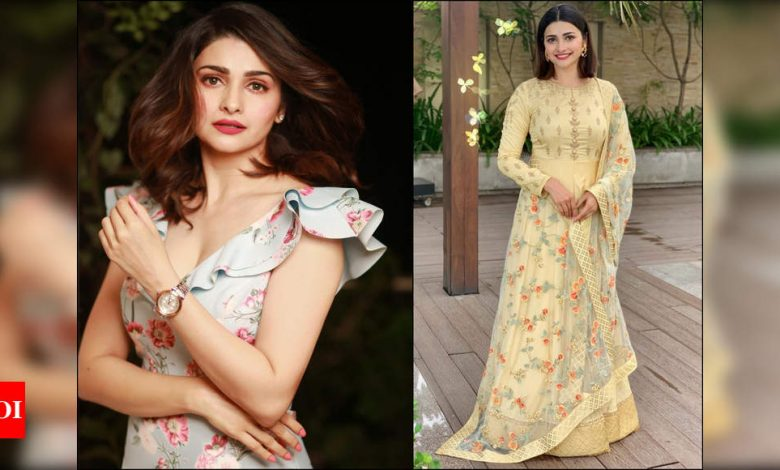 Exclusive interview! Prachi Desai: Just like corruption in politics; nepotism exists in Bollywood - Times of India