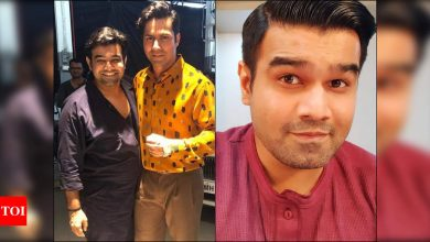 Exclusive interview! Sahil Vaid on working with Varun Dhawan: Seeing star kids be so real, accessible, and humble, opened my eyes to the word 'gratitude' - Times of India