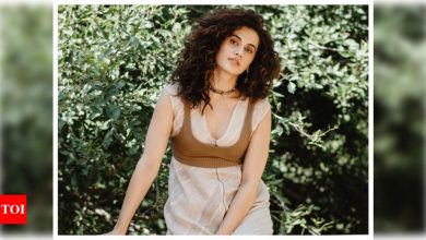 Exclusive interview! Taapsee Pannu: The audience is the Godfather of the people who do not have one in the industry - Times of India
