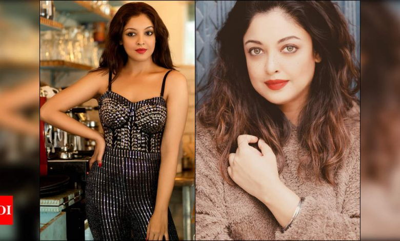 Exclusive interview! Tanushree Dutta: Just after my birth, I was diagnosed with severe jaundice and doctors had given up, asking my parents to be prepared for a funeral - Times of India