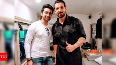 Exclusive interview! Vivaan Parashar: John Abraham is my mentor; I keep going to him for advice - Times of India