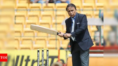 Fading art of playing spin: Missing the Gavaskar template of 1987 | Cricket News - Times of India