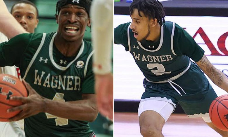 Familial-like bond between star players has Wagner on verge of NCAA tourney