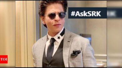 Fan asks SRK about the sequel of 'Jab Harry Met Sejal', his reply will leave you in splits - Times of India