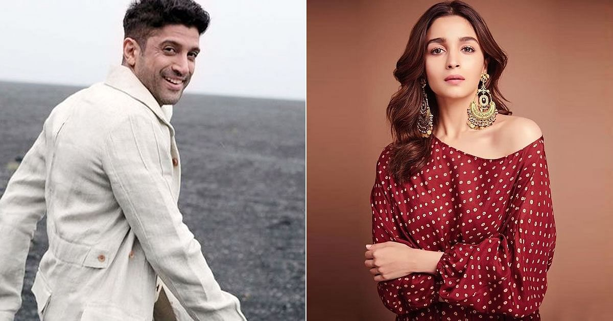 Farhan Akhtar & Alia Bhatt To Collaborate For A Road Trip Film?