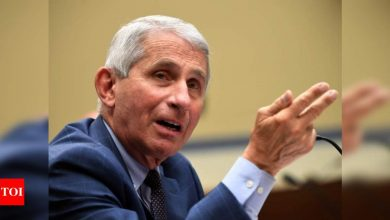 Fauci: US could be headed for another virus spike - Times of India