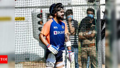 For teams like us, it is just a distraction when you start thinking of WTC: Virat Kohli | Cricket News - Times of India