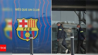 Former Barca president Bartomeu arrested after club offices raided: Media   Football News - Times of India