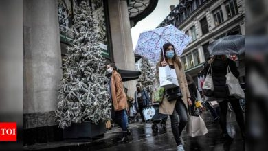 France says it has entered third Covid-19 wave; new cases highest since November - Times of India