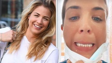 Gemma Atkinson, 36, warned over potential