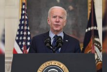 'Giant step' as Biden Covid rescue plan clears Senate - Times of India