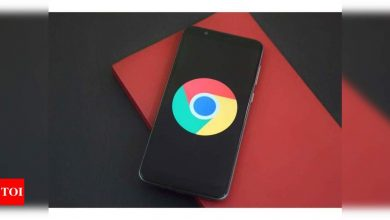 Google Chrome makes its easy to check websites before opening them - Times of India
